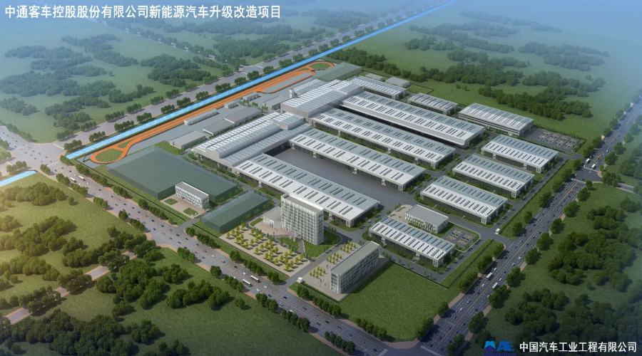 钢结构--中通产业园项目